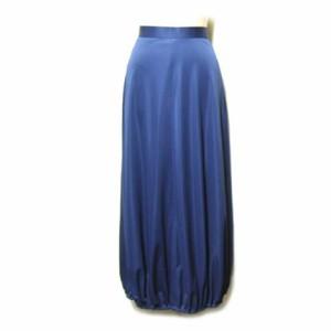 80's vintage LA SILE アバンギャルドバルーンマキシ丈スカート (avant-garde balloon long skirt) ラシエル 045975