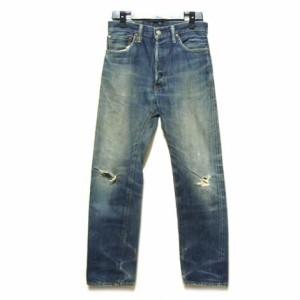 国産デニム1号 CANTON vintage デニムパンツ (denim pants) キャントン ジーンズ 046049