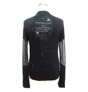 h.ANARCHY「h.naoto」シースルーレイヤードチェーンTシャツ (エイチアナーキー エイチナオト) 048183