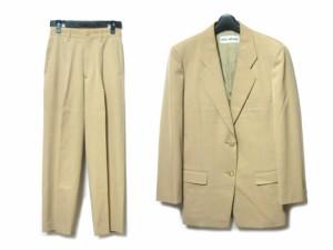 ISSEY MIYAKE クラシックワイドシルエットセットアップスーツ・ジャケット・パンツ (classic wide silhouette setup suit) イッ 048814