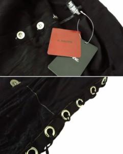 【新品】DARK RED RUM H.Jelly h.naoto 悪魔的グランジドレス、ワンピース (ダークレッドラム エイチジェリー エイチナオト) 054081