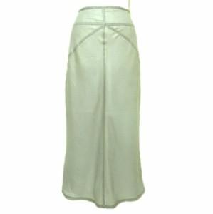 ENPRIVE エレガントシルエットスカート (Elegant silhouette skirt) アンプリヴェ アンプリベ 054088