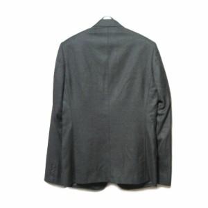 新品同様 AKM エーケーエム「参考上代18万円」ノッチドラペル3Bジャケット (wjk) 054665