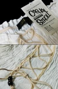 【新品】Girlstyle エスニックヒッピーワンピース (Ethnic hippie dress) ガールスタイル 054961