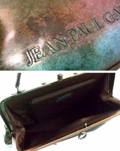 廃盤 Jean Paul GAULTIER ジャンポールゴルチエ Vサイバー アンティークドクターバッグ (ゴルチェ) 055582