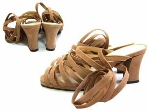 NICOLE Mariko Rohga「23 1/2」ループデザインサンダル (Loop design sandals) ニコル 057744