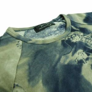 Mady ドラゴンタトゥロングスリーブTシャツ (Dragon tattoo Longus Reeve T-shirt) マディ 龍 タトゥー 059358