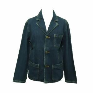 Lucky Field デニム3Bワークジャケット (Denim 3B work jacket) ラッキーフィールド 059361