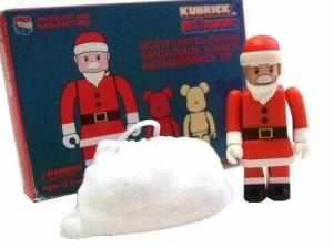新品同様 2001 廃盤 KUBRICK BE@RBRICK (MEDICOMTOY) WCC13 クリスマス限定 サンタクロース 50% set (キューブリック) 061308
