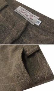 SPICK&SPAN スピックアンドスパン 「38」 クラシック ウールスカート (スピック&スパン) 062383