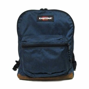 vintage EASTPAK Made in USA ヴィンテージ イーストパック アメリカ生産 ボトムレザー バックパック・リュックサック (鞄) 062725