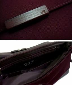 23-ku 23区 Oriental Jackie bag (23区 オリエンタル ジャッキー バッグ) オンワード 063571