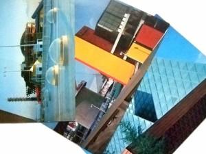 vintage EXPO'70「三井グループ・パビリオン」「リコー館とコダック館」「ブルガリア館」大阪万博 パビリオン ポストカード 066539