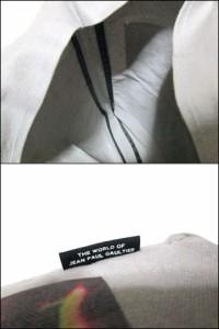 Jean Paul GAULTIER ジャンポールゴルチエ 上野美術館 JPG展 限定 トート バッグ (ゴルチェ 鞄カバン) 066723