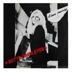 KIM CARNES BETTE DAVIS EYES (アナログ盤レコード SP LP) 067475