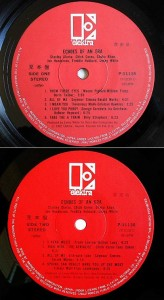 Stanley Clarke Chick Corea Chaka Khan Joe Henderson Freddie Hubbard Lenny White ECHOES OF AN ERA (アナログレコード) 067484