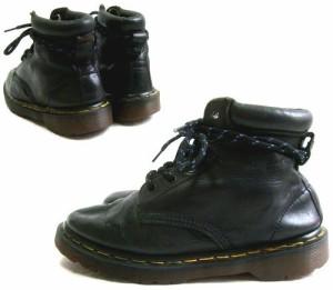vintage Dr.Martens ヴィンテージ ドクターマーチン Engiand「UK4」生産終了 英国製 トレッキング レザー ブーツ (靴シューズ) 067622