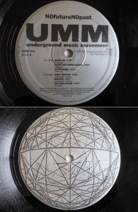 VISNADI NOfutureNOpast (アナログ盤レコード SP LP)■