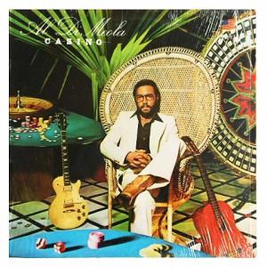AL DI MEOLA CASINO (アナログ盤レコード SP LP)■
