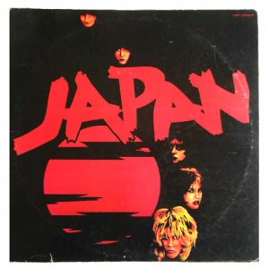 JAPAN ADOLESCENT SEX (アナログ盤レコード SP LP)■