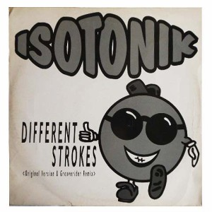 isotonik different strokes (アナログ盤レコード SP LP)■