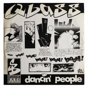 QBASS DANCING PEOPLE (アナログ盤レコード SP LP)■