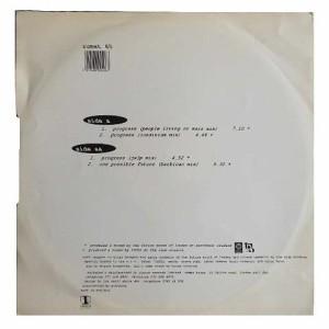 100Hz PROGRESS (アナログ盤レコード SP LP)■