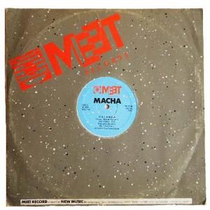 MACHA CALANZA (アナログ盤レコード SP LP)■