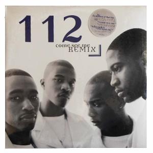 【新品】112 come see me (REMIX) (アナログ盤レコード SP LP)■