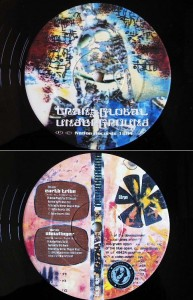 Transglobal Underground Earth Tribe Slowfinger (アナログ盤レコード SP LP)■