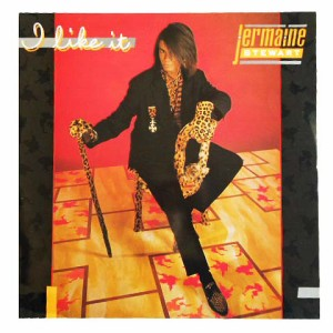 JERMAINE STEWART I LIKE IT (アナログ盤レコード SP LP)■