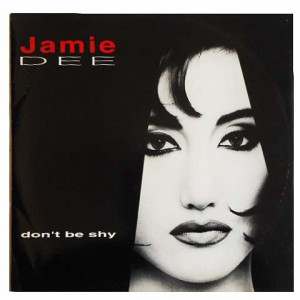 JAMIE DEE Don't Be Shy (アナログ盤レコード SP LP)■