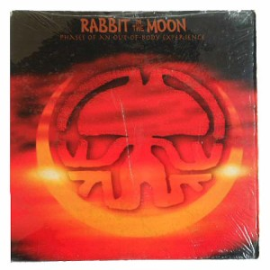 RABBIT IN THE MOON PHASES OF AN OUT-OF-BODY EXPERIENCE (アナログ盤レコード SP LP)■