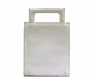 beauty:beast Square enamel leather bag ビューティービースト スクエアーエナメルレザー バッグ (カバン鞄) 069966