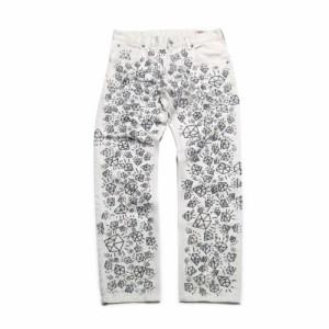 ADAM ET ROPE'+YQ 5P pants アダムエロペ 5ポケットコットンパンツ 071986