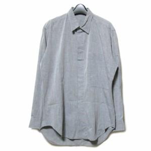 80's vintage ISSEY MIYAKE MEN「M」Designed shirt 80年代 ヴィンテージ イッセイミヤケ メン 比翼シャツ (ビンテージ 三宅一生)