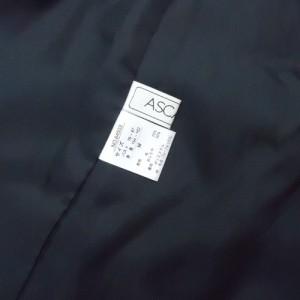 新品同様 ASCAGNE San・Anon サンアノン カシミヤ フックスファー コート 072980
