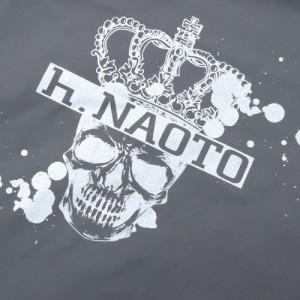 新品同様 h.naoto エイチナオト ドクロガーメントケース (ハンガーケース) 073482