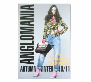 新品同様 Anglomania Vivienne Westwood ヴィヴィアンウエストウッド アングロマニア 2010 A/W コレクションカタログ (写真集) 073955