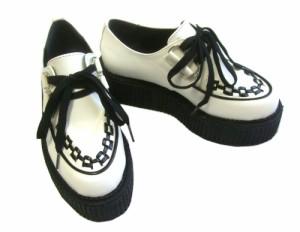 ACDC RAG エーシーディーシーラグ ラバーソールブーツ (シューズ 靴 厚底 ジョージコックス) 075984