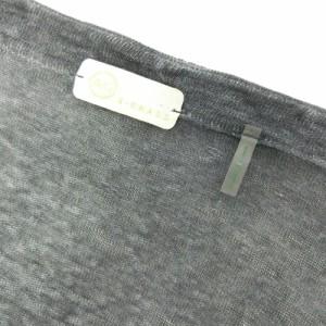 AG by aquagirl エージーバイアクアガール「XS」変形 カットソーカーディガン (長袖 ケープ) 082332