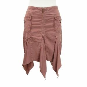 【新品】DIESEL ディーゼル「10」ゴシックグランジ ワーク スカート 082449