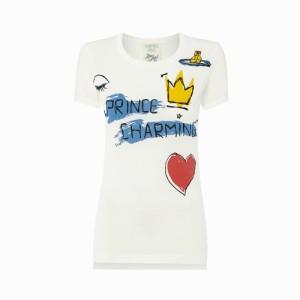 【新品】Vivienne Westwood worlds end ヴィヴィアンウエストウッド ワールズエンド 限定 PRINCE CHARMING Tシャツ (MAN マン) 082673