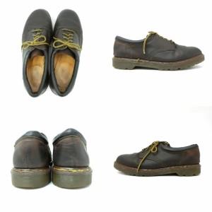 vintage Dr.Martens ヴィンテージ ドクターマーチン「UK13」オイルドレザー 5ホール ブーツ (靴シューズ) 084584
