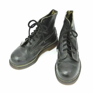 廃盤 vintage Dr.Martens ヴィンテージ ドクターマーチン 8ホール レザーブーツ (靴シューズ) 084973