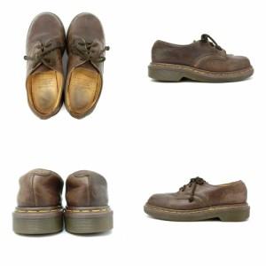 廃盤 Dr.Martens ドクターマーチン「UK2」クラシック 3ホール ブーツ キッズサイズ (靴シューズ) 085645