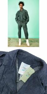 【新品】Vivienne Westwood worlds end ヴィヴィアンウエストウッド「S/M」限定サベージデニムジャケット (ジャンパー) 092499