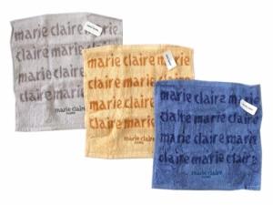【新品】marie claire マリクレール ハンドタオル 3枚セット 093212
