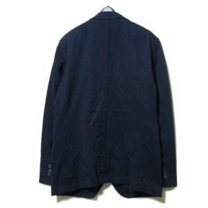 難有 [SALE] JOSEPH HOMME ジョセフ オム「48」濃紺2Bジャケット (ブレザー) 094706