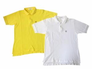 ELLE SPORT エル スポーツ 鹿の子半袖ポロシャツ2枚セット 095231